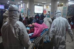 Coronavirus: plus de 100 morts en Chine