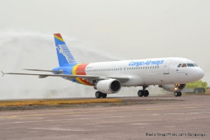110 passagers à bord du premier vol commercial de Congo AirWays pour Kindu