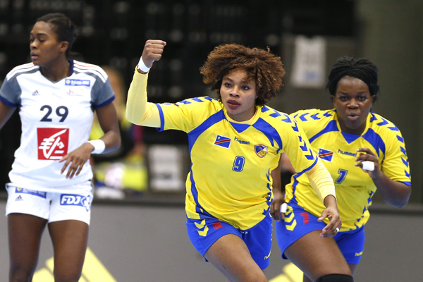 Can- Handball (D) : la RDC prend le bronze et se qualifie...