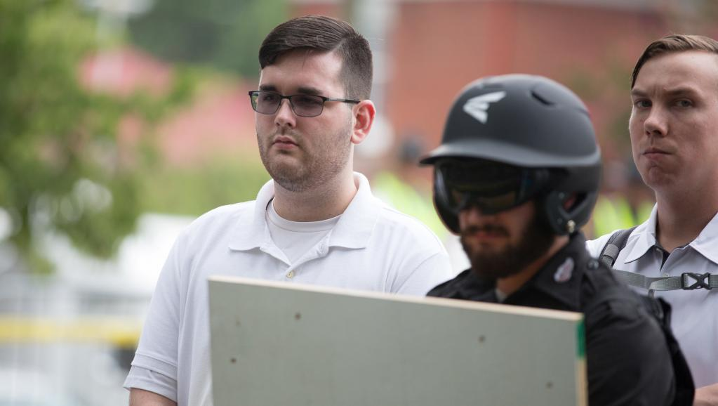 Violences de Charlottesville: le néo-nazi James Fields...